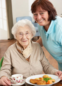Elderly Homeaking Care
