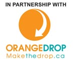 Logo for Orange Drop