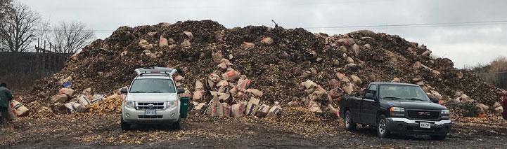 Yard Waste Drop Off - City of Kingston