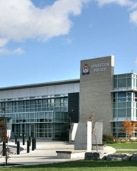 Kingston Police Headquarters