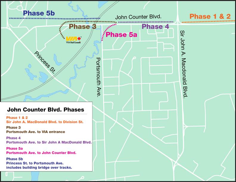 John Counter Boulevard - City of Kingston