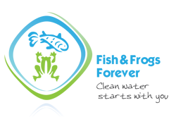 Fish & Frogs Logo