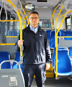 Kingston Transit Bus Driver