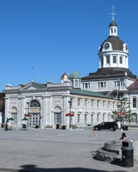Kingston City Hall and Square