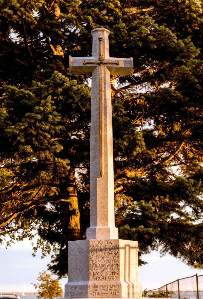 War Memorials City Of Kingston