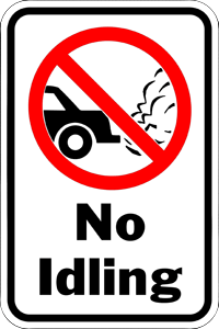Vehicle Idling City Of Kingston
