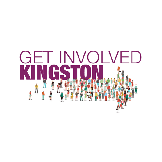 Get Involved Kingston Login