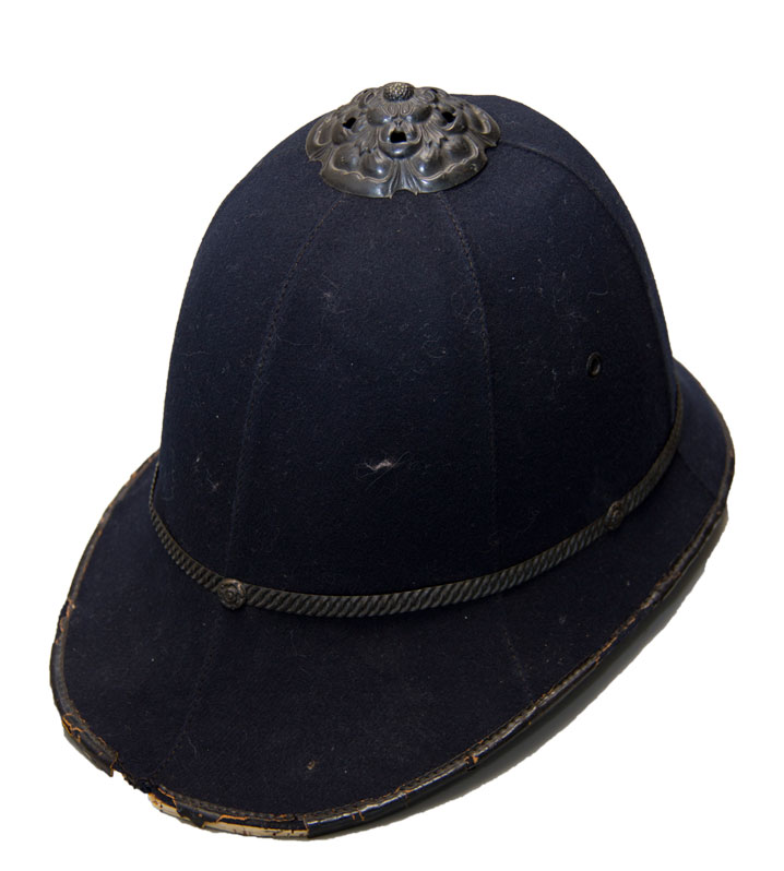 Kingston Police Helmet