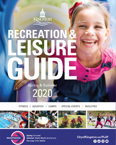 Rec & Leisure Guide - Spring & Summer 2020