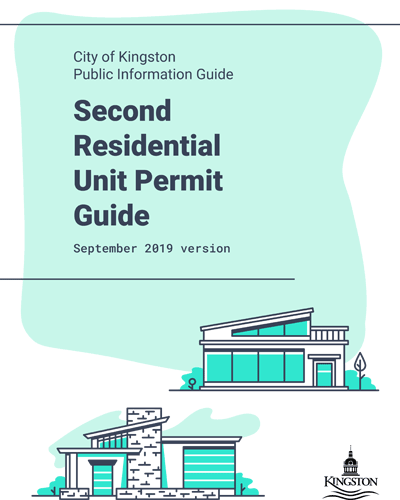 Second Residential Units permit guide cover