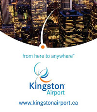 Kingston Airport: From here to anywhere