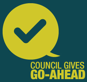 Council gives go-ahead