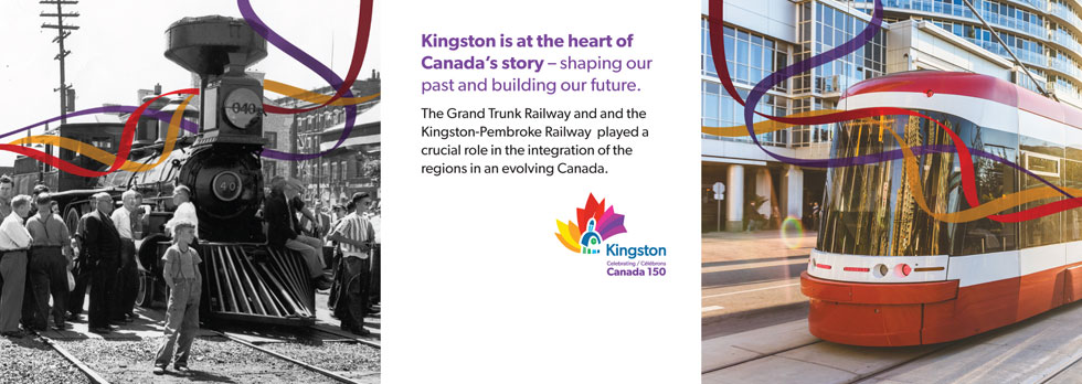 Kingston's and Canadian Railways