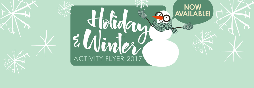 2017 Winter Activity Flyer