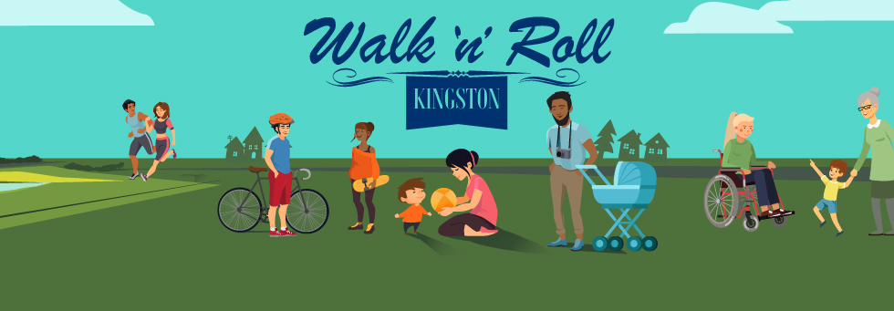 Walk n Roll Kingston