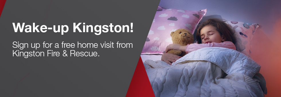 Wake up Kingston