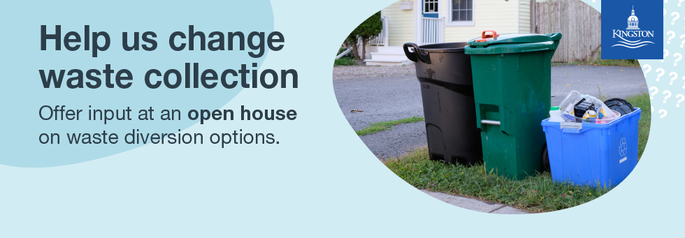 Waste Strategies Open House