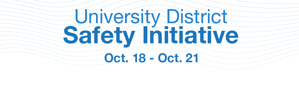 University District Safety Initiative