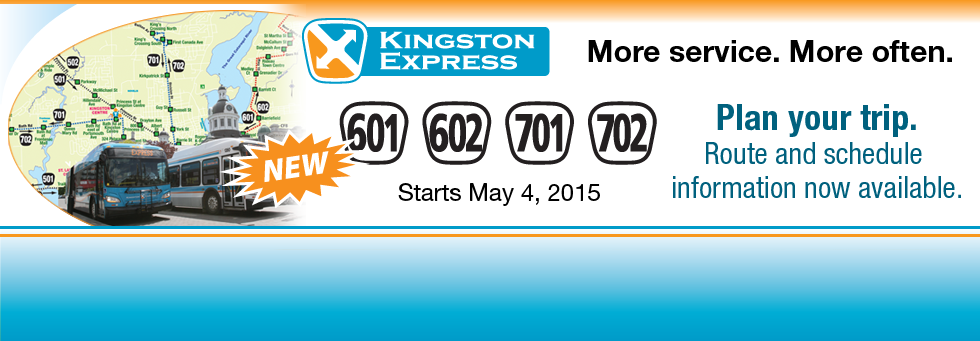 New Express Routes