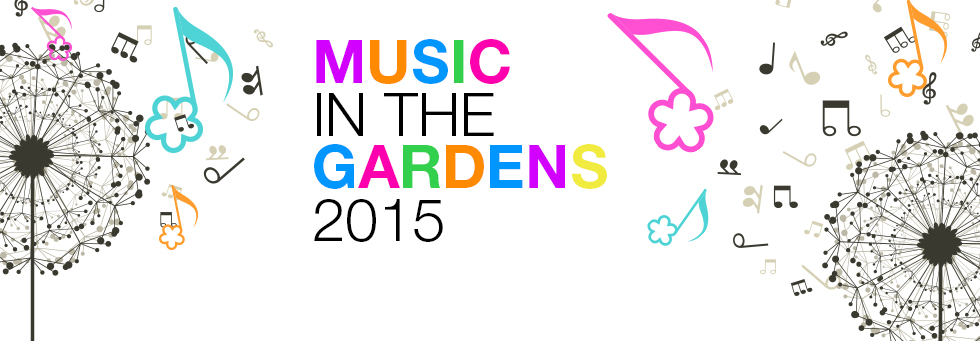 Music In The Gardens 2015
